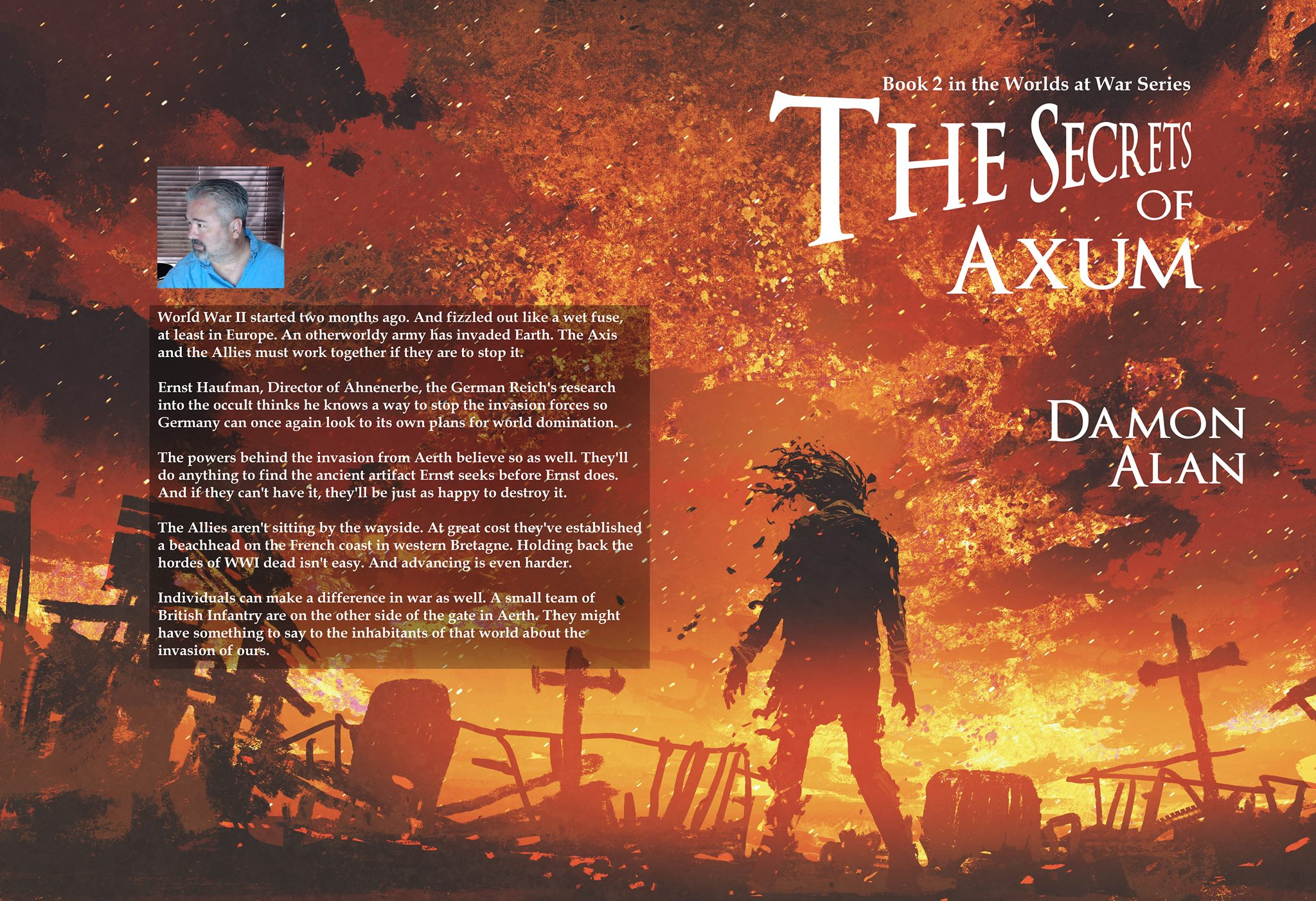 Sooooo, I was busy? Dark Seas Damon Alan's Author Page